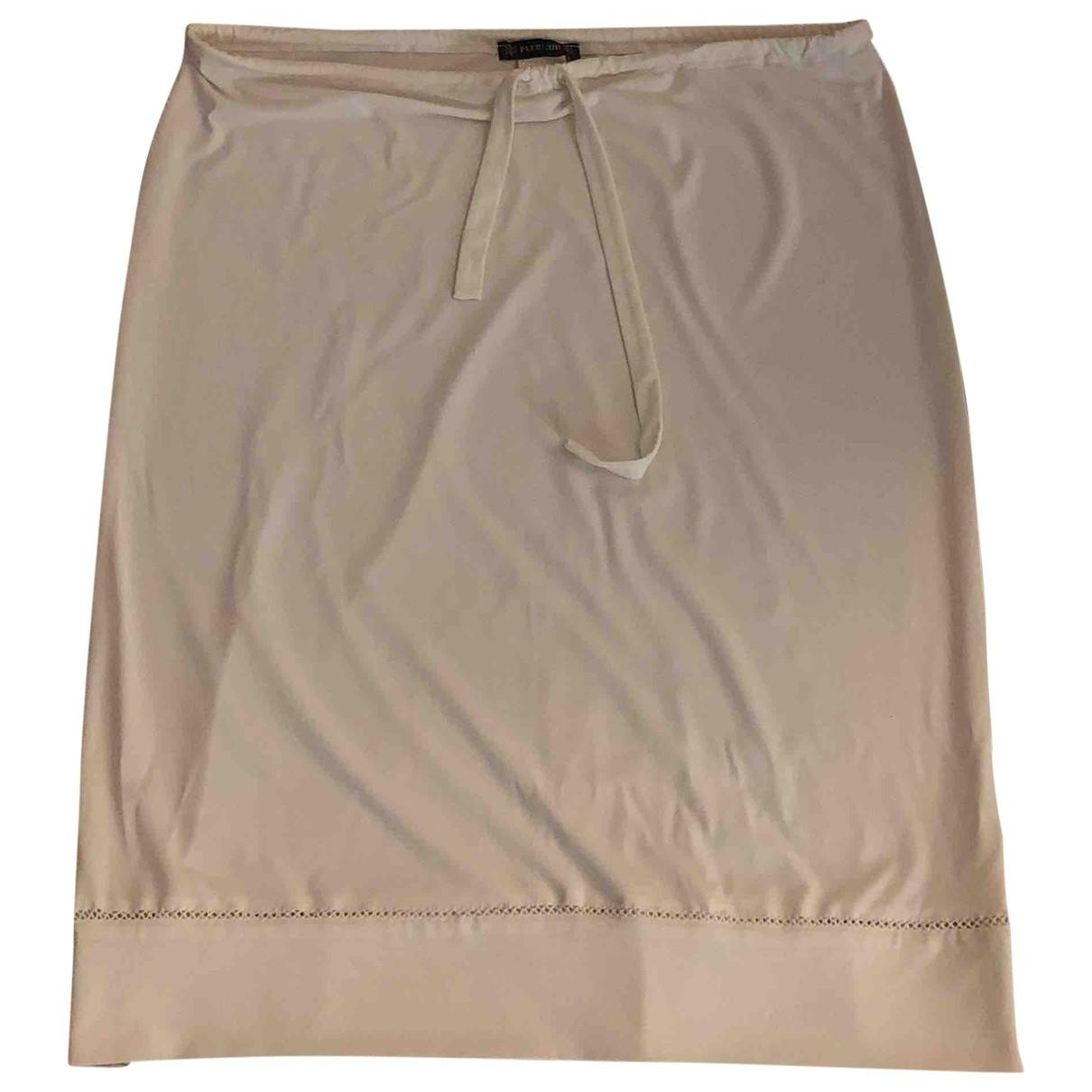 Plein Sud \N White skirt for Women 38 FR
