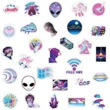 50pcs Mixed Pattern Sticker