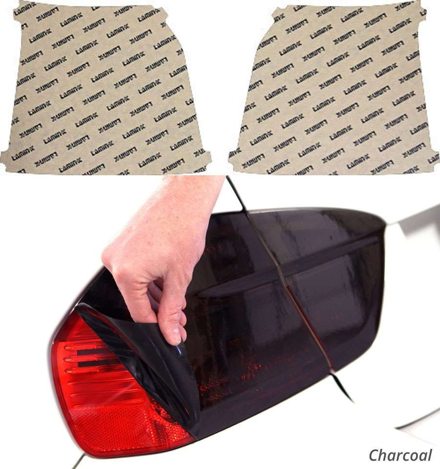 Land Rover LR2 13-15 Charcoal Tail Light Covers Lamin-X LR209C