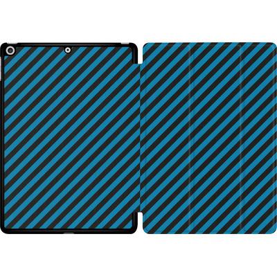 Apple iPad 9.7 (2018) Tablet Smart Case - Stripes von caseable Designs