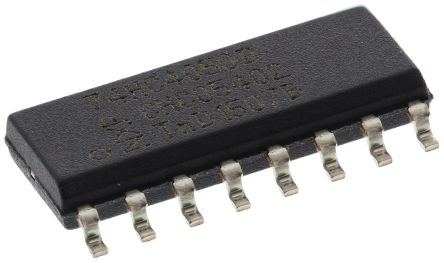 Nexperia 74HC4050D,652 Hex-Channel Buffer & Line Driver, 16-Pin SOIC (50)