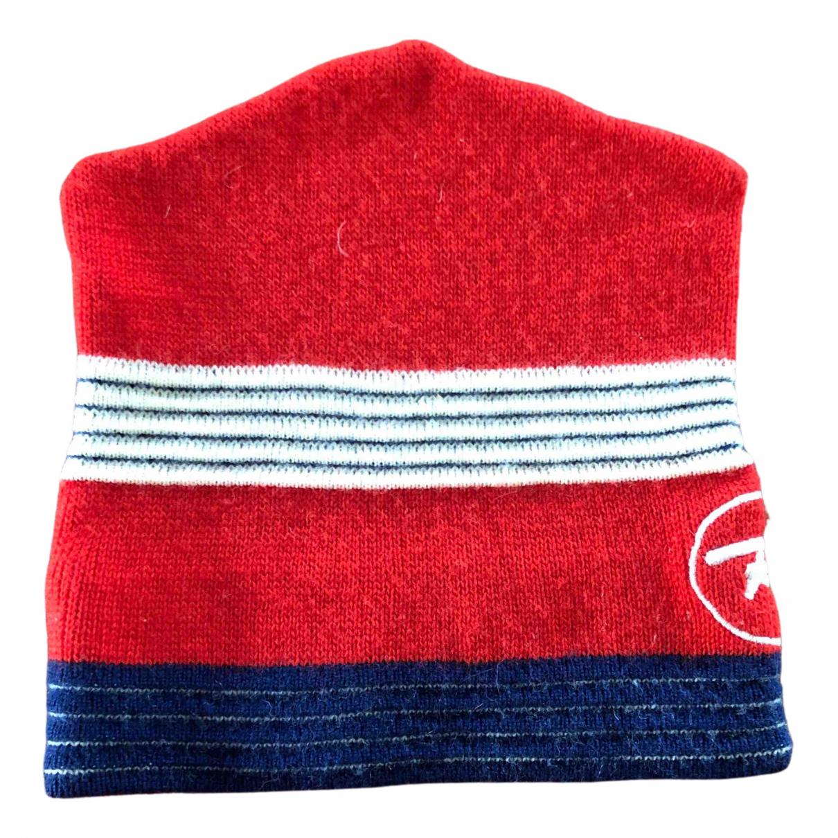 Rossignol \N Hut, Muetzen in  Rot Wolle