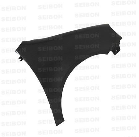 Seibon FF0607VWGTI Front Carbon Fiber Fenders Volkswagen Golf GTI 06-08