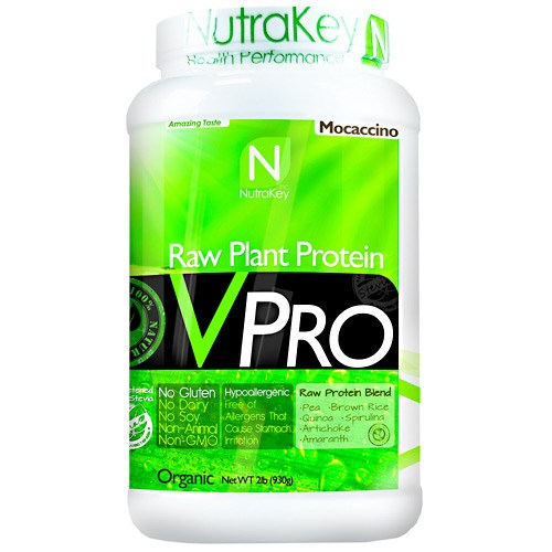 VPRO PROTEIN Mochachino 30 serving by Nutrakey