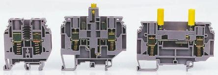 Entrelec , D Compression Clamp for Terminal Block