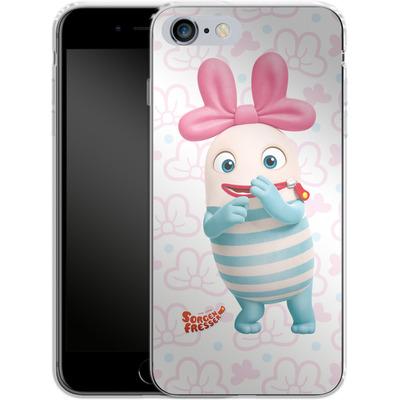 Apple iPhone 6s Plus Silikon Handyhuelle - Sorgenfresser Lilli von Sorgenfresser