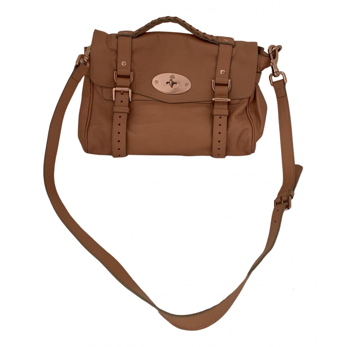 Mulberry Alexa Pink Leather handbag for Women \N