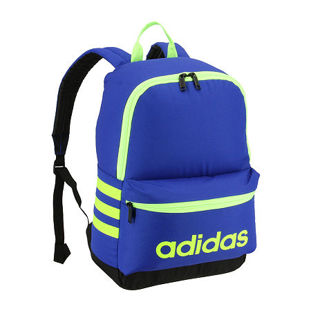 adidas Youth Classic 3s Backpack, One Size , Blue