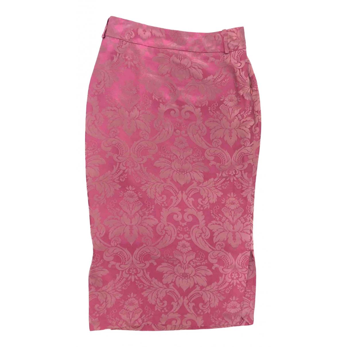 Patrizia Pepe \N Rocke in  Rosa Polyester