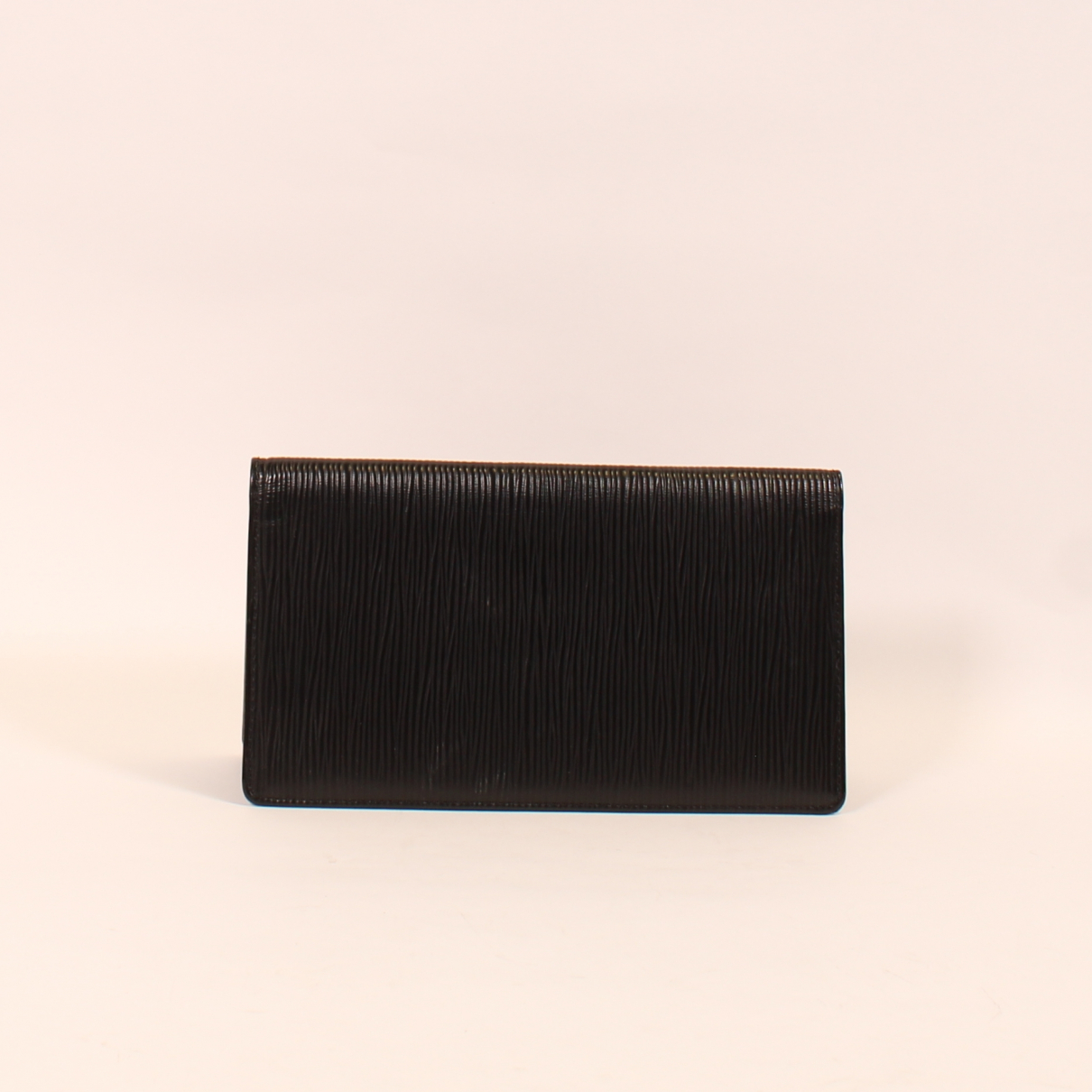 Louis Vuitton N Black Leather Jewellery for Men N