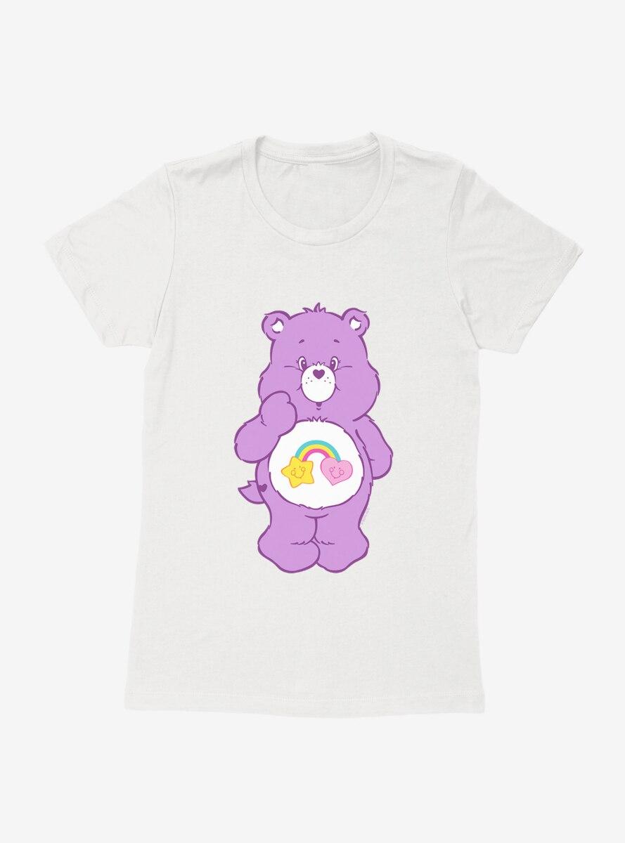Care Bears Best Friend Bear Womens T-Shirt