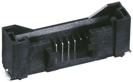 Hirose , DF50A, 50, 3 Way, 1 Row, Straight PCB Header (10)