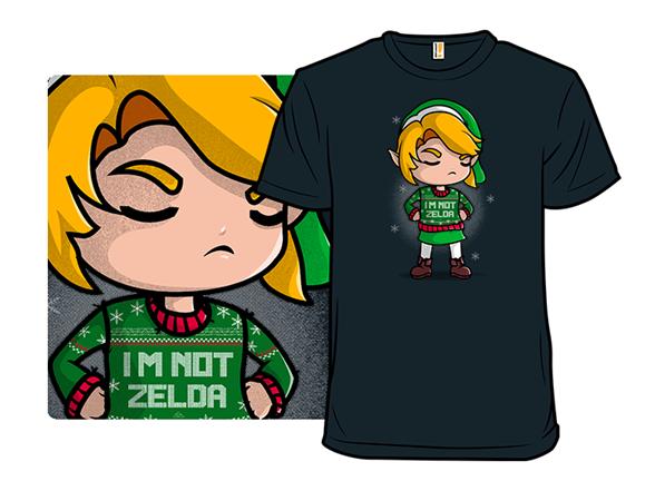 I'm Not The Princess T Shirt