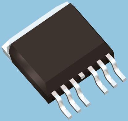 Analog Devices LT1185CQ#PBF, LDO Regulator, 3A Adjustable, 2.5 → 25 V, ±1% 5-Pin, D2PAK