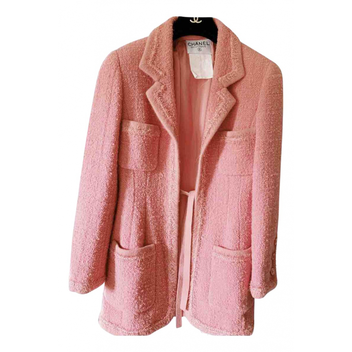 Blazer Tweed Chanel