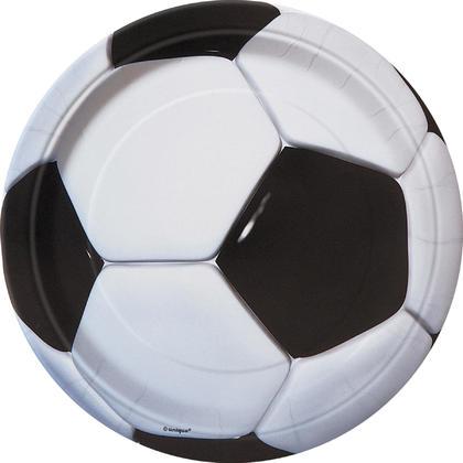 3D Soccer Round 7