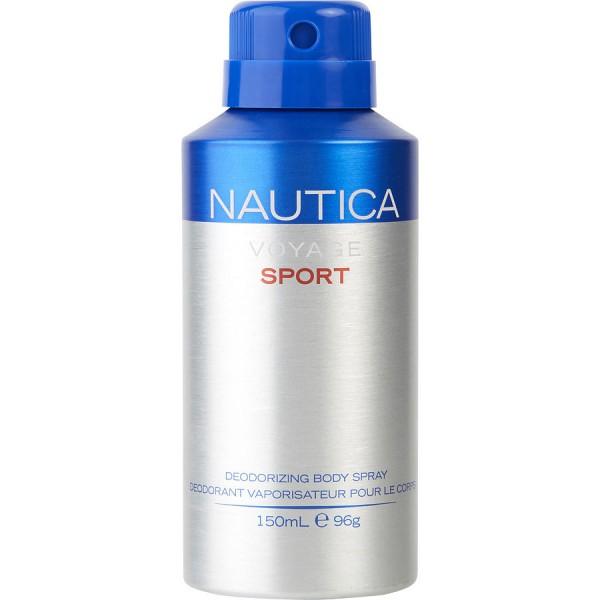 Voyage Sport - Nautica desodorante en espray 150 ML