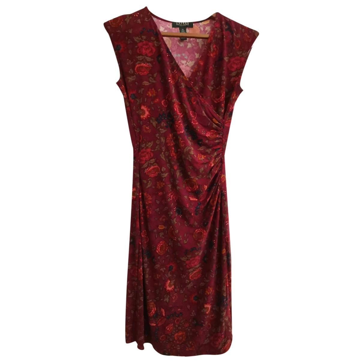 Lauren Ralph Lauren \N Red dress for Women 2 US