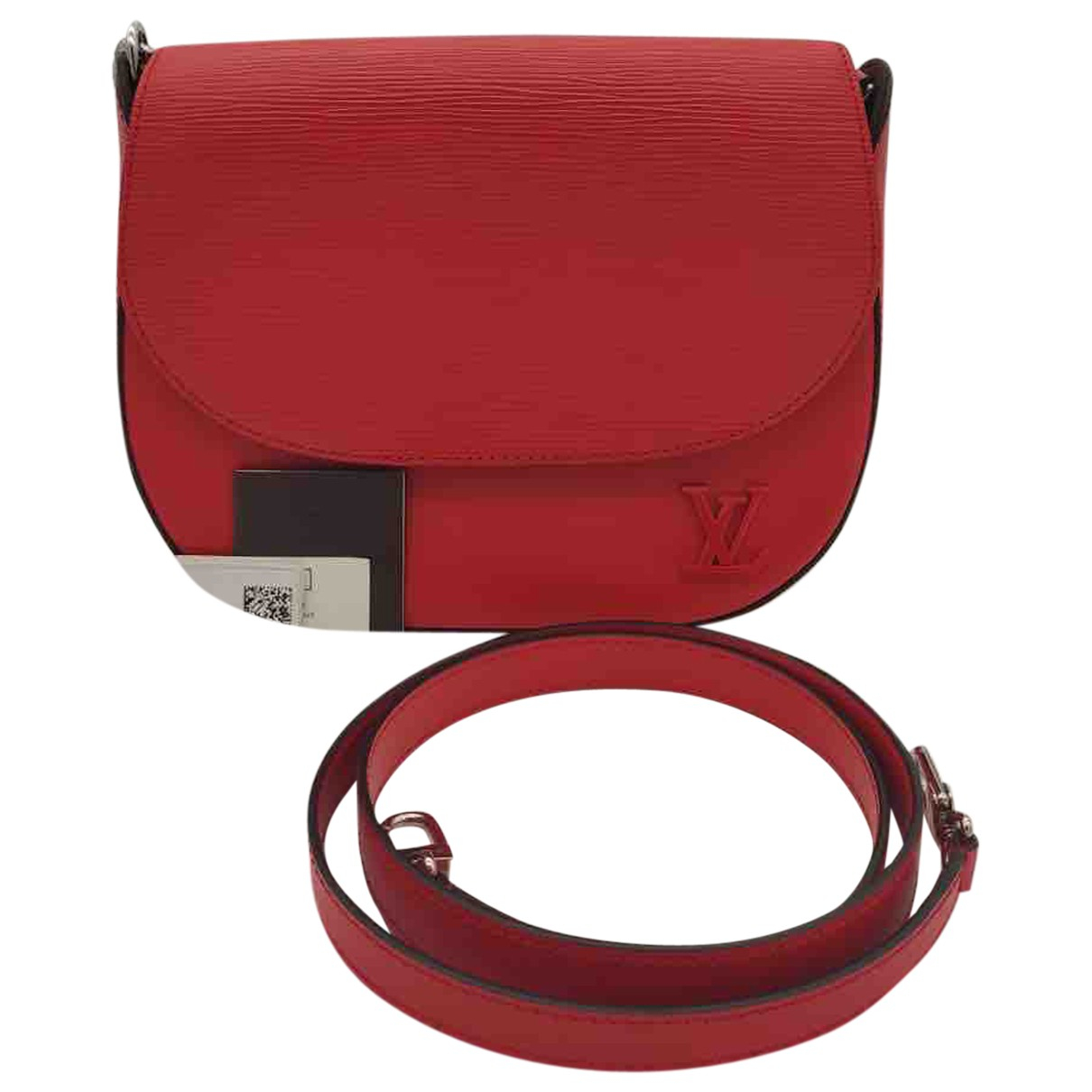 Louis Vuitton Luna Red Leather handbag for Women N