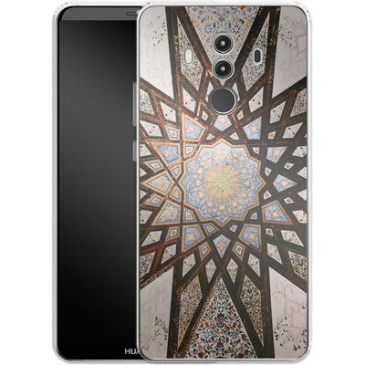 Huawei Mate 10 Pro Silikon Handyhuelle - Tile Star von Omid Scheybani