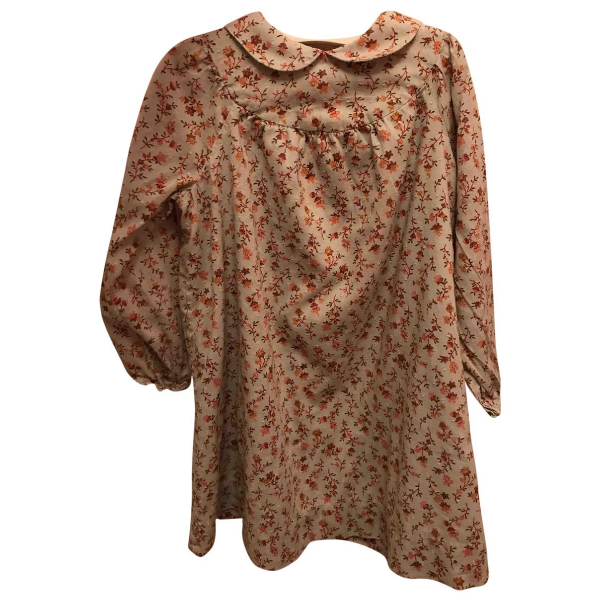 Bonpoint \N Kleid in Baumwolle