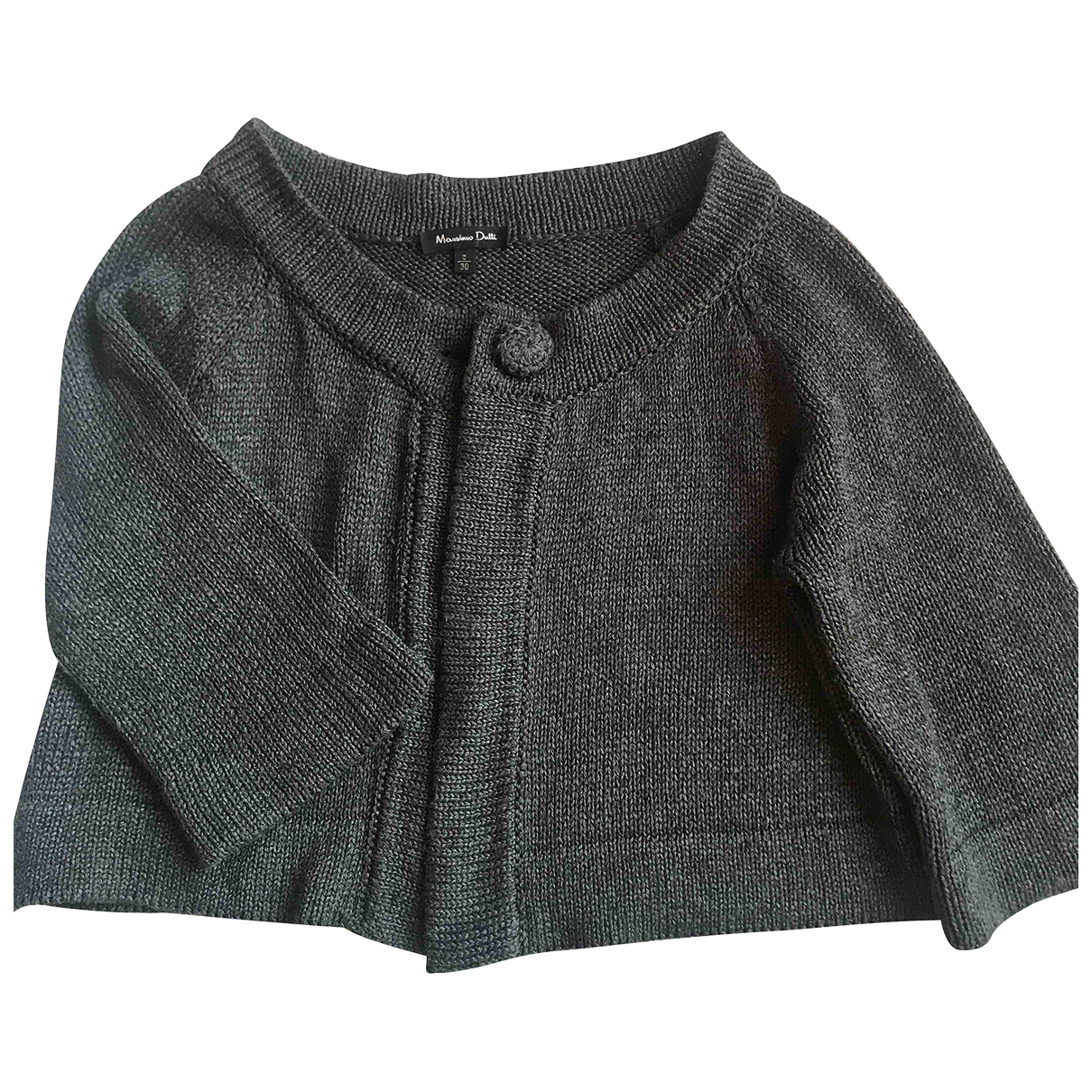 Massimo Dutti N Grey Knitwear for Women S International