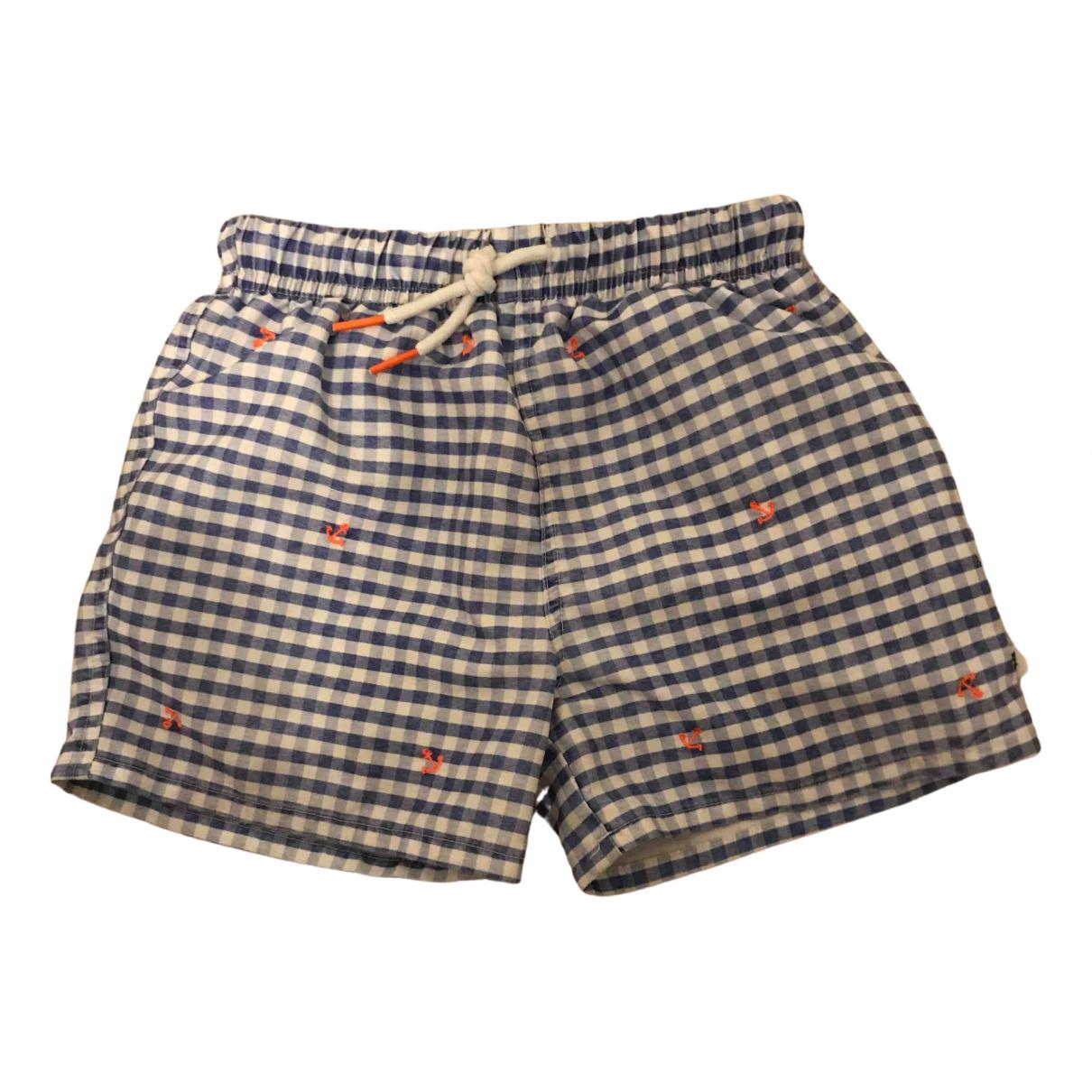 Jacadi \N Shorts in  Blau Polyester