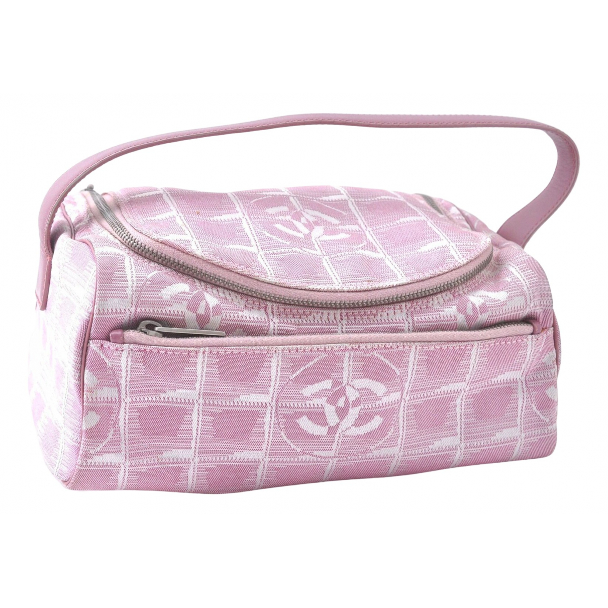Chanel N Pink Cloth Purses, wallet & cases for Women N