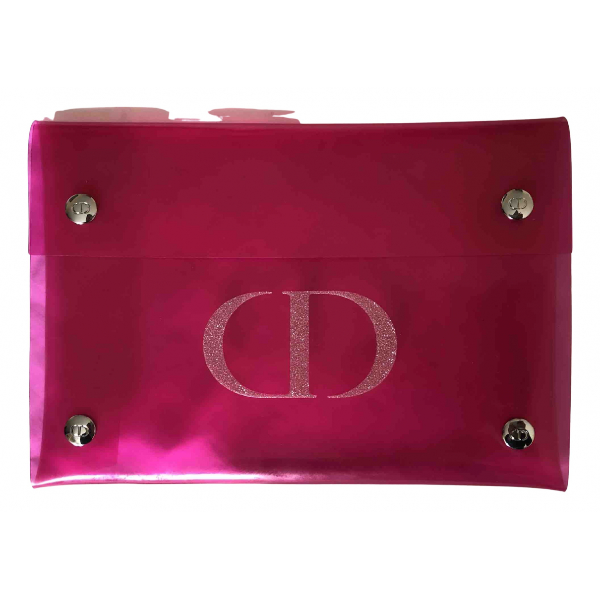 Dior N Pink Travel bag for Women N