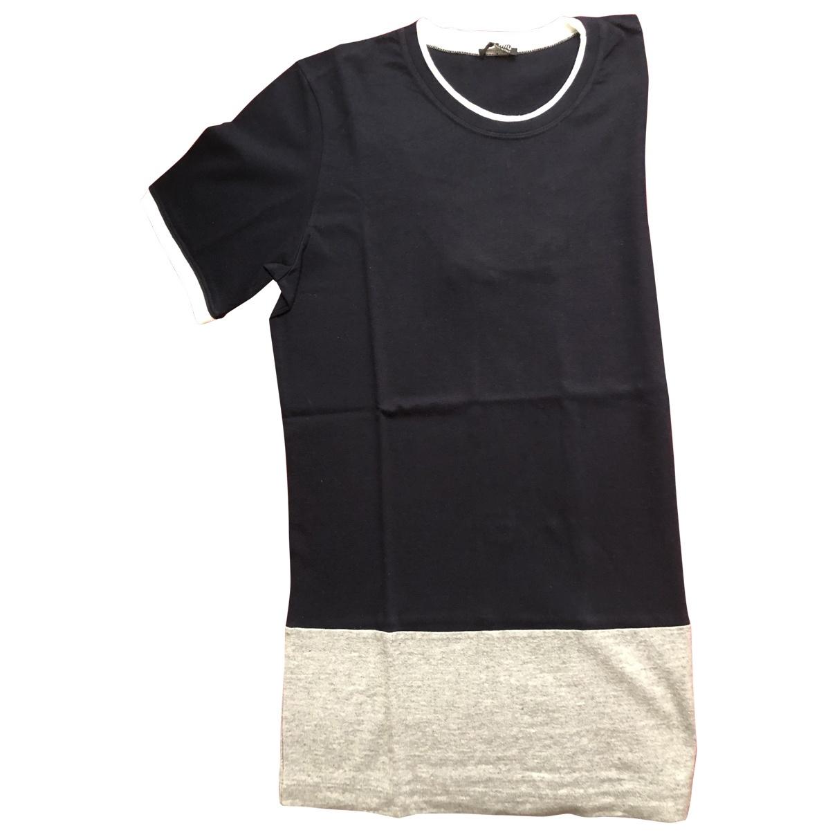 Miu Miu \N Blue Cotton T-shirts for Men L International
