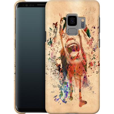 Samsung Galaxy S9 Smartphone Huelle - Scream von Mark Ashkenazi