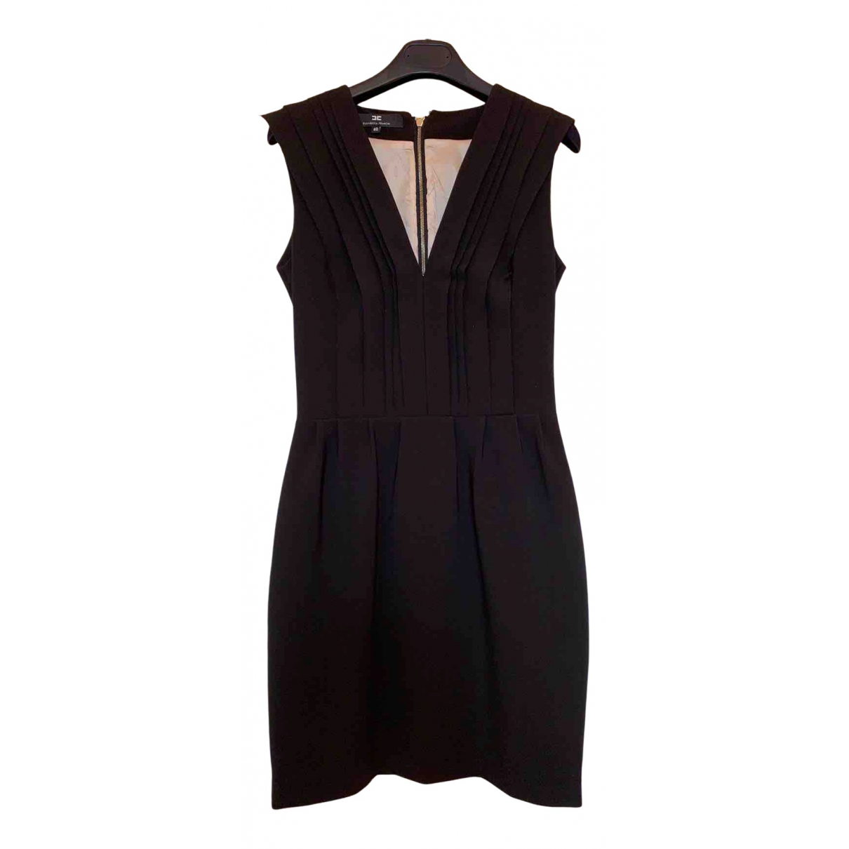 Elisabetta Franchi N Burgundy dress for Women 40 IT