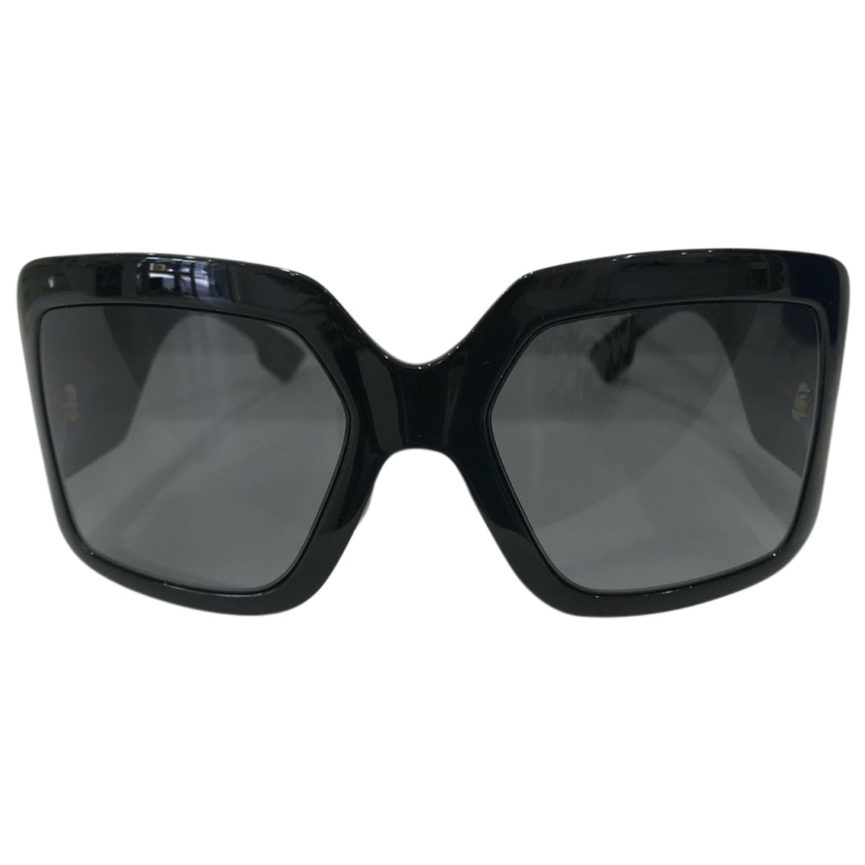 Dior Solight Black Sunglasses for Women N