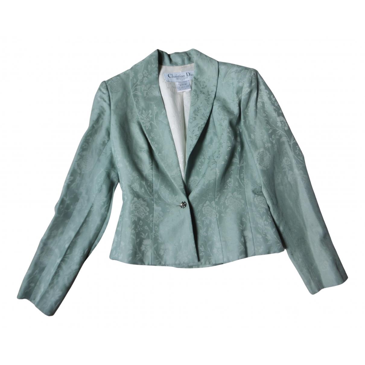Dior - Veste   pour femme - vert