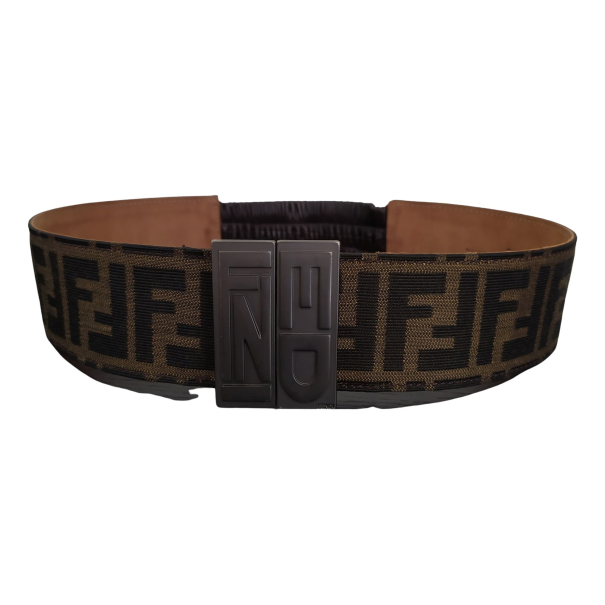 Fendi \N Cloth belt for Women 75 cm
