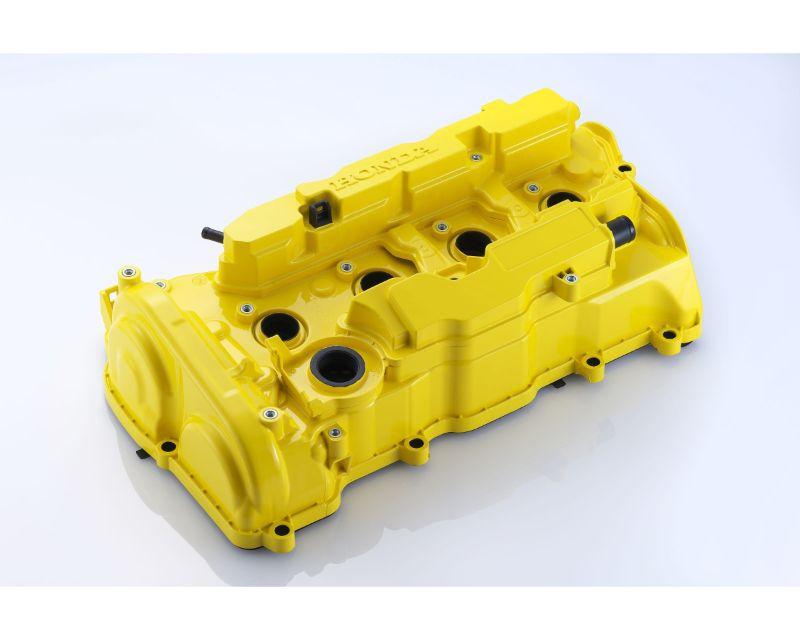 SPOON Sports 12310-FK8-Y00 Head Cover Yellow Honda Civic FK8 | DBA-FK 8 - K20C
