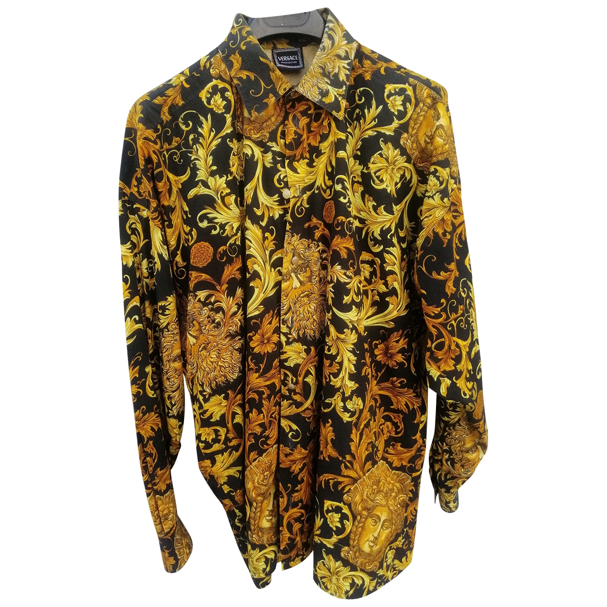 Versace Jeans \N Cotton Shirts for Men M International