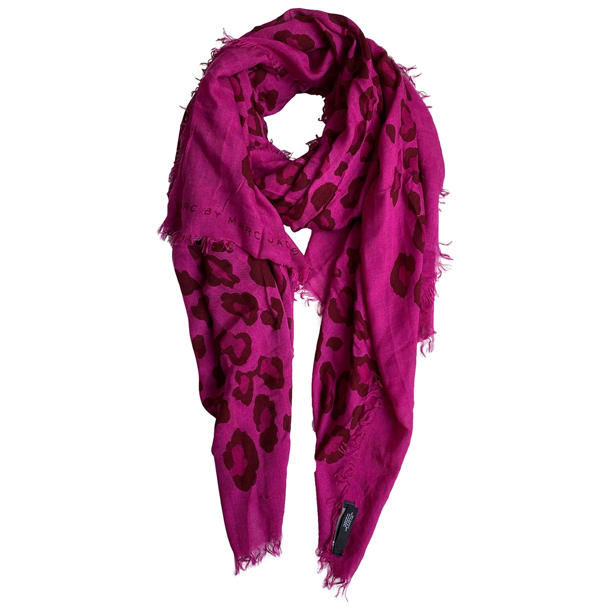 Marc By Marc Jacobs \N Purple Cotton scarf for Women \N