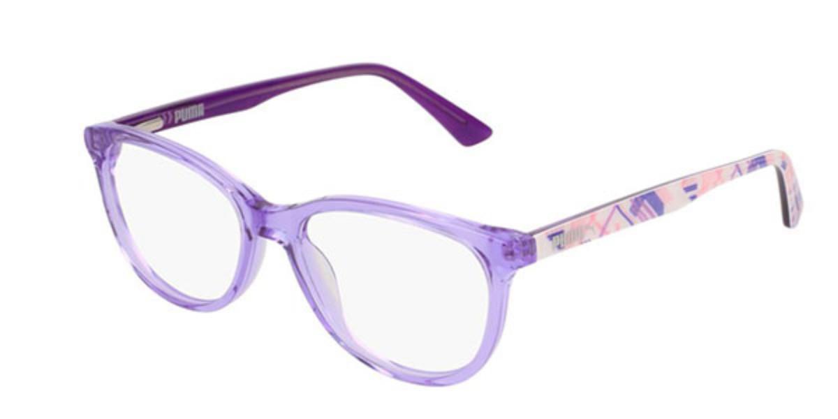 Puma PJ0021O Kids 003 Kids' Glasses Clear Size 47 - Free Lenses - HSA/FSA Insurance - Blue Light Block Available