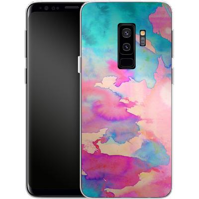 Samsung Galaxy S9 Plus Silikon Handyhuelle - Dawn Light von Amy Sia