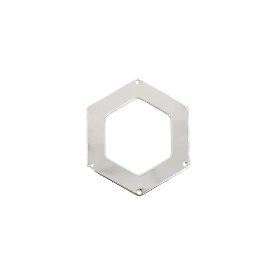 Hexagon Connectors By Bead Landing™ Creations, 44.5Mm   Michaels®