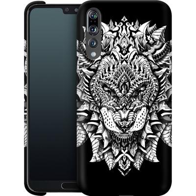 Huawei P20 Pro Smartphone Huelle - Ornate Lion von BIOWORKZ
