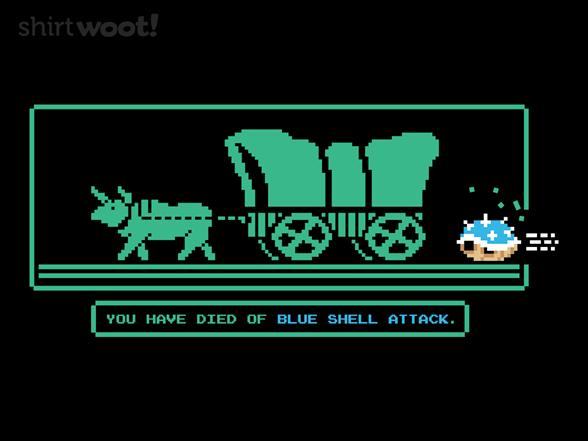 Oregon Kart T Shirt