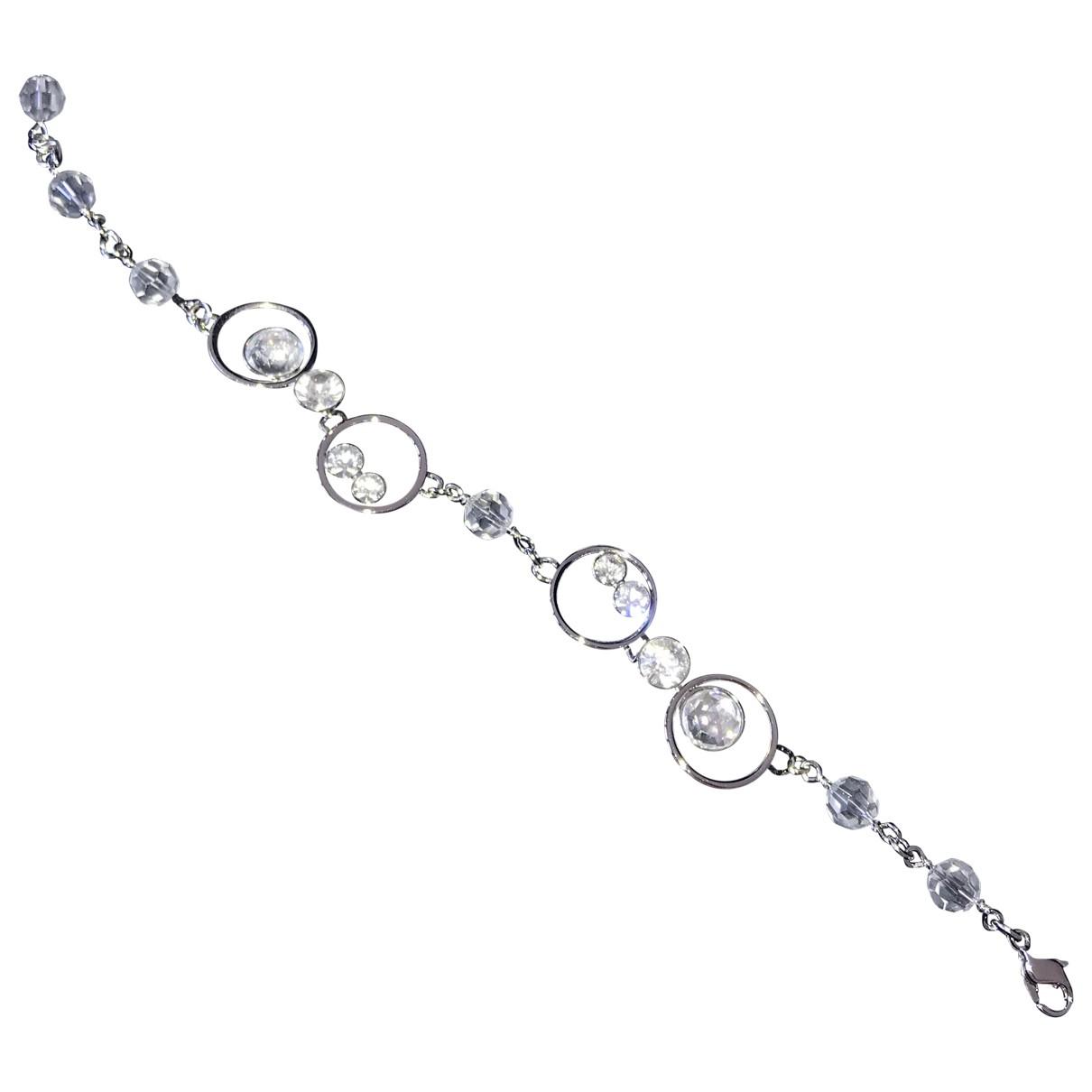 Swarovski - Bracelet   pour femme en cristal - argente