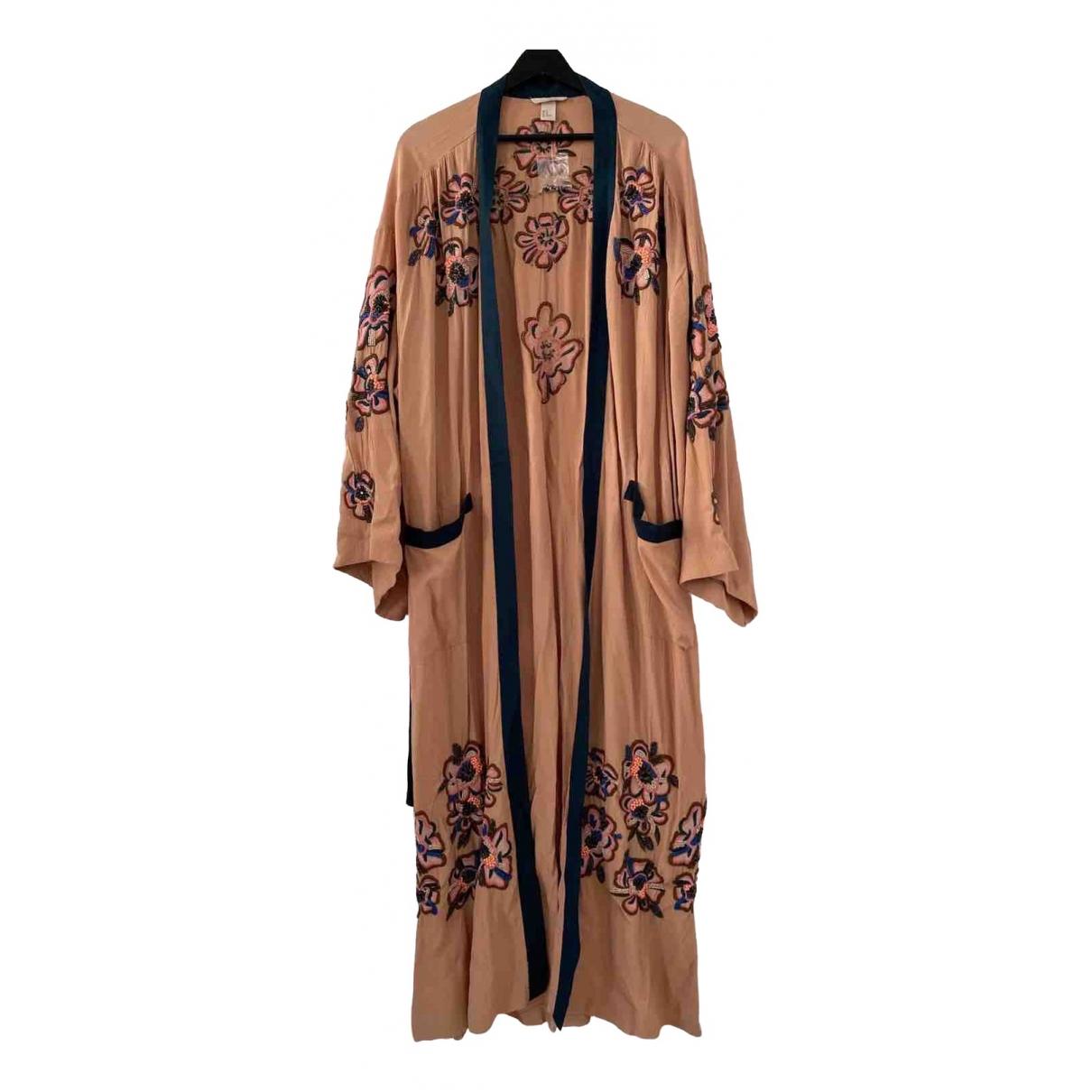 Maxi vestido Hm Conscious Exclusive