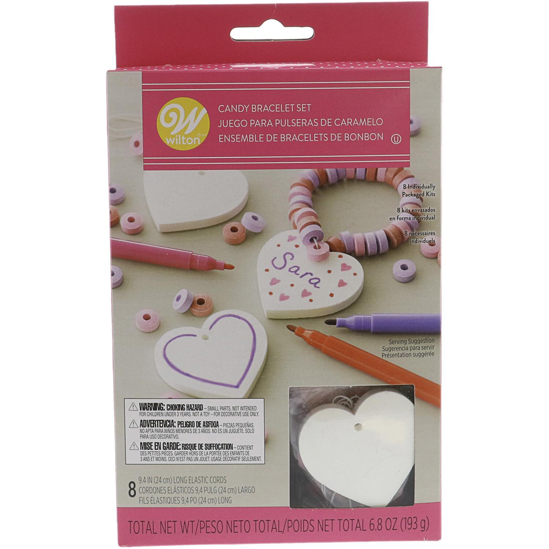 Wilton Candy Bracelet Set Hard 180205L