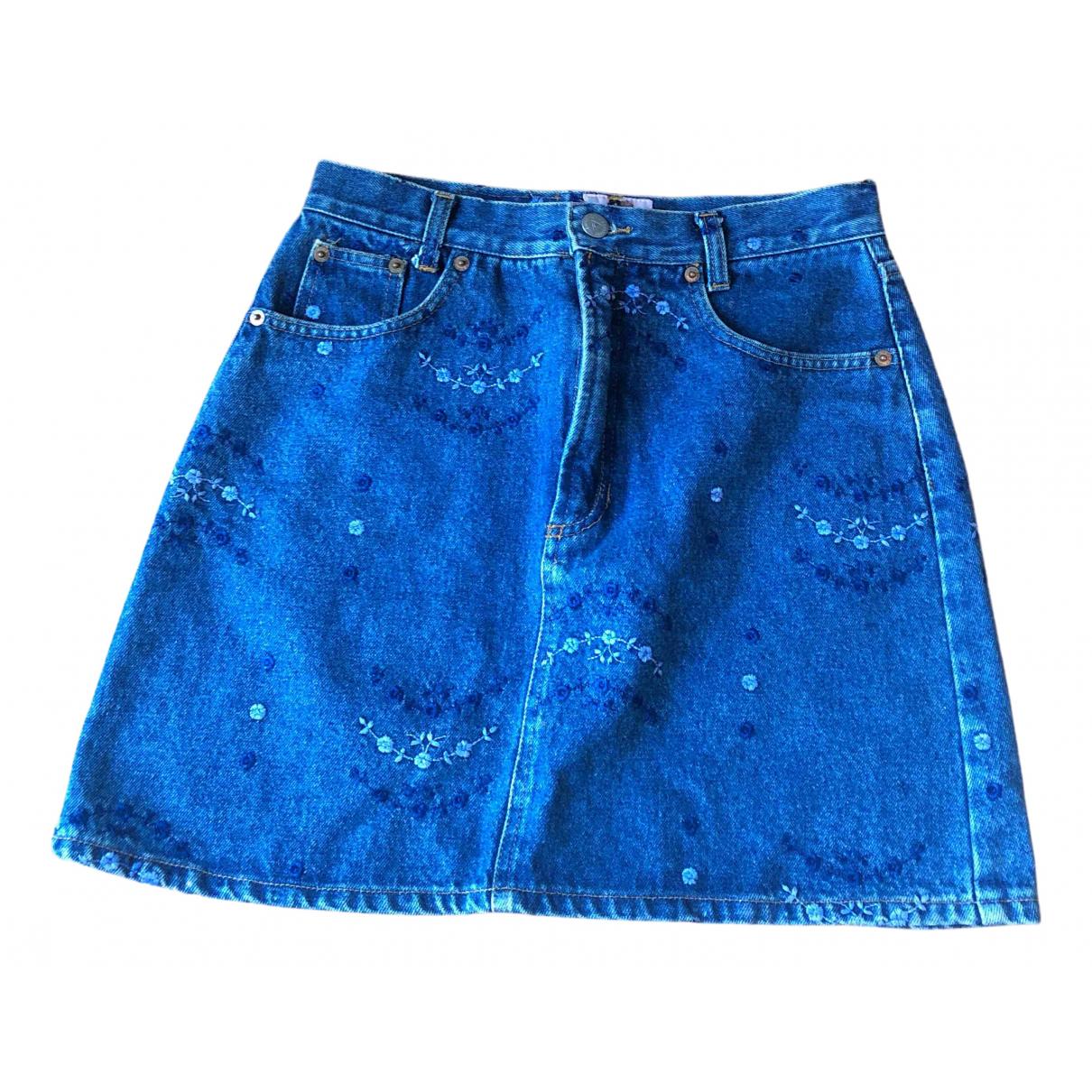 Mini falda Fiorucci