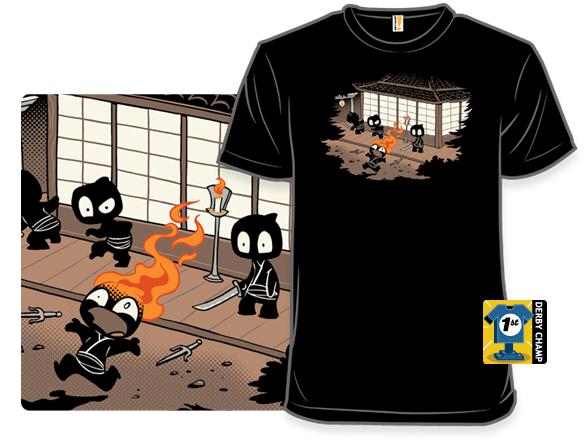 Unstealthiest Ninja T Shirt