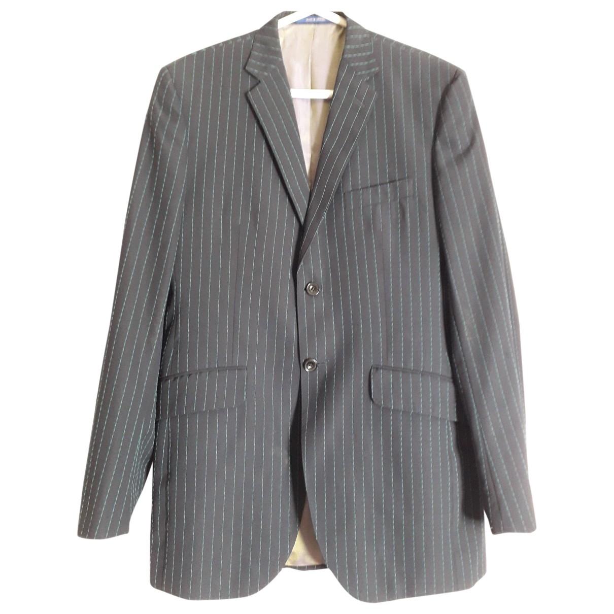 Ozwald Boateng \N Blue Wool jacket  for Men M