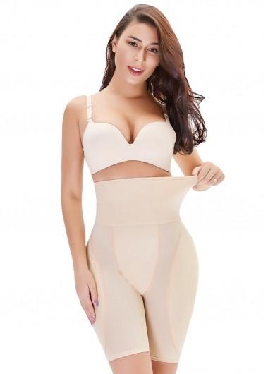 Womens Body Shaper Shapewear Waist Trainer High Waist Carry Buttock Shapewear Shorts - 6XL